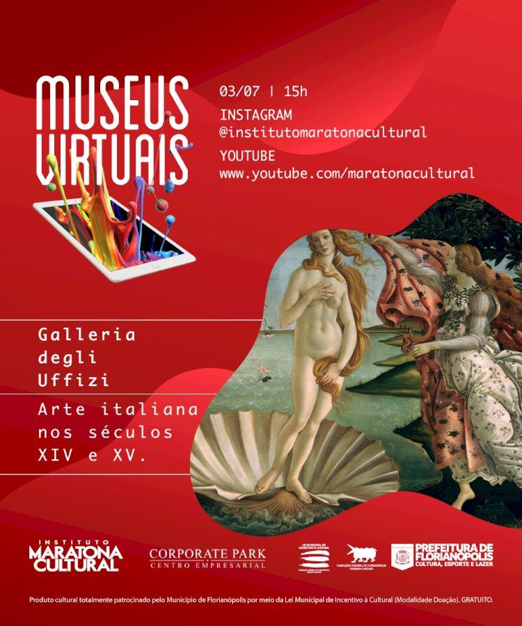 Com sessões híbridas e novos temas, projeto Museus Virtuais abre temporada 2021/2022