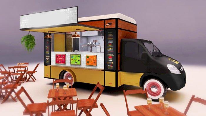 Credenciamento de Food Truck para Feira de Cascaes