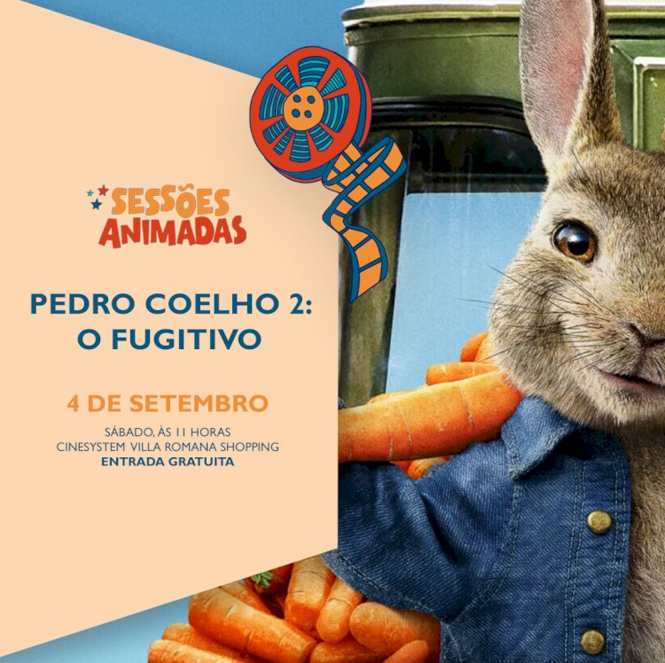 Pedro Coelho 2 tem exibição gratuita neste sábado (4)