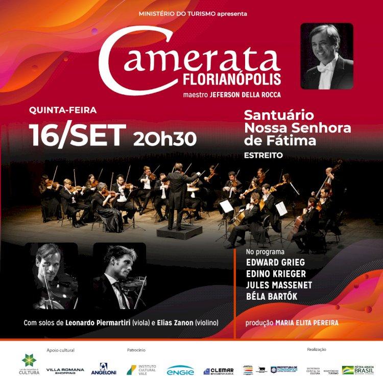 Camerata Florianópolis Apresenta Concerto de Música Nesta Quinta (16)
