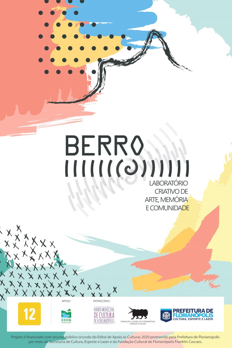 Inscrições abertas para BERRO: Laboratório Criativo de Artes, Memória e Comunidade