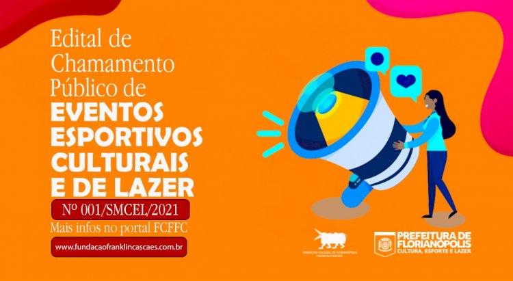 Disponível em Diário Oficial o Edital de Chamamento Público Nº 001/SMCEL/2021